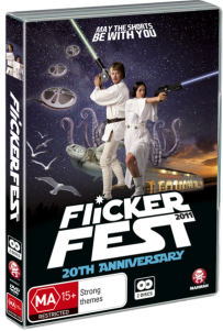 Flickerfest 20th Anniversary DVD