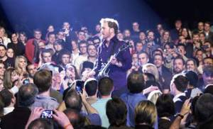 Conan O'Brien on tour in 'Conan O'Brien Can't Stop