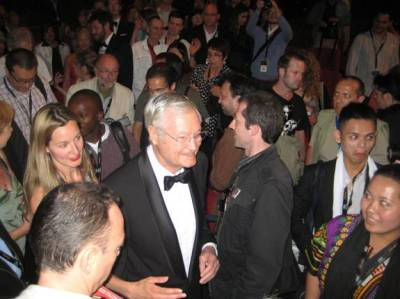 Roger Corman at Cannes 2011