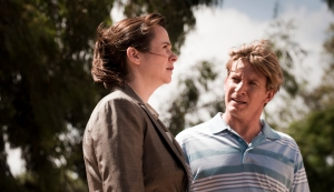 Emily Watson and David Wenham in 'Sunshine and Oranges'.