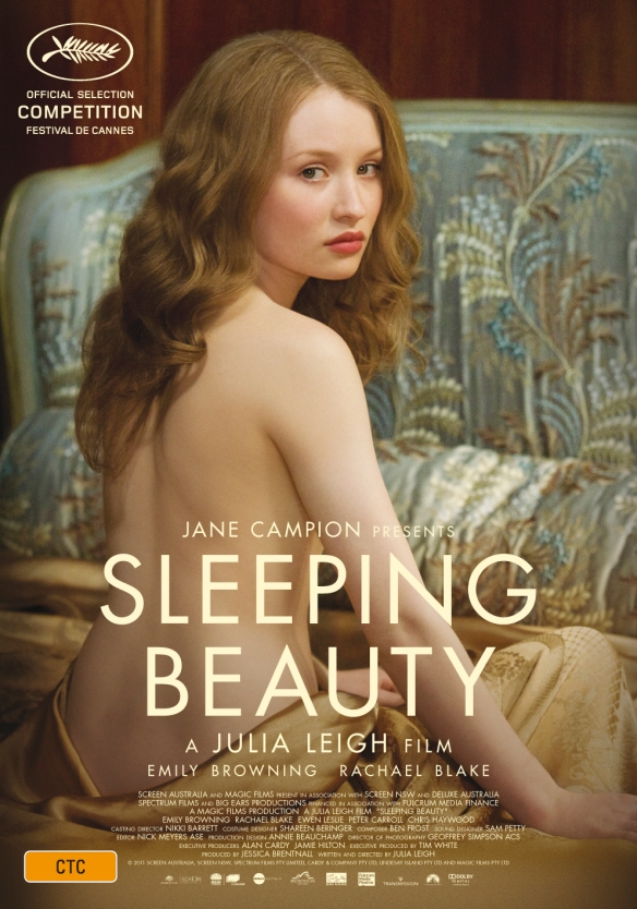 Sleeping Beauty key art Australia