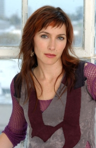 Claudia Karvan, star and co-creator of Love My Way.