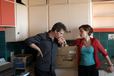 Lewis and Frankie (Ben Mendelsohn & Claudia Karvan in Series 3 of Love My Way).