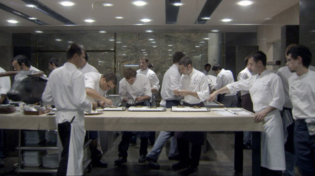 Chefs from El Bulli
