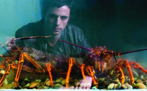 Matthew Goode in 'Burning Man'.