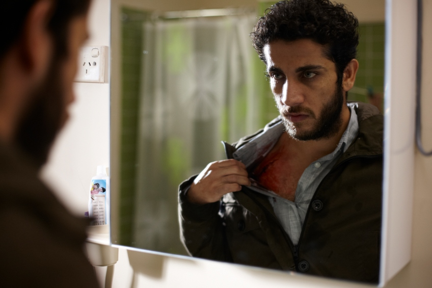 Firass Dirani as 'Mohammed' in LAST DANCE.