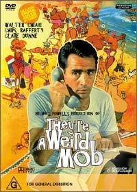 Movie there a weird mob