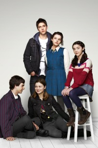 A talented young cast bring teen storylines to life, in contrast to the 40-something dramas of their parents.