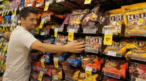 Sean lynch candy aisle