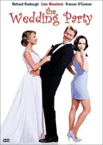 U.S. poster for the film, renamed The Wedding Party.